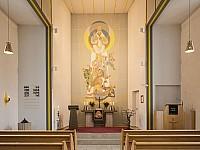 Pauluskirche innen